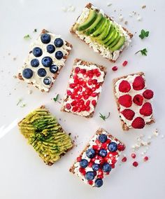 Can we make #ToastTuesday a thing if it means more pictures like this from @wiktoriabanda? #eatingwithhealthmag by healthmagazine
