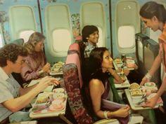 air india 1970's