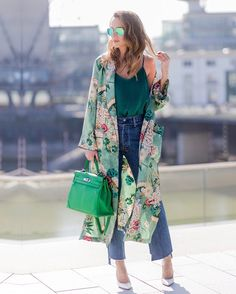 """3,758 mentions J'aime, 76 commentaires - Alexandra Lapp (@alexandralapp_) sur Instagram : """"In the #mood for #green Do you have a favorite color? @thestyleograph"""""""