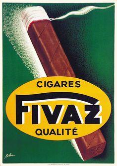 Coulon Eric Retro Advertising, Retro Ads, Vintage Advertisements, Vintage Ads, Vintage Posters, Dipping Tobacco, Vintage Graphic Design, Photo Colour, Cigars