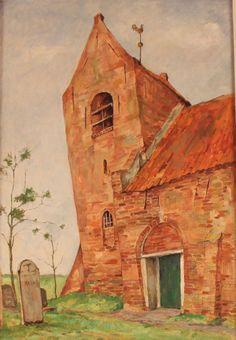 Kerkje van Oostum ( de Ploeg)