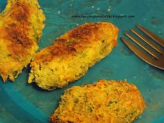Ladybugs and Lattes: Toddler Food - Broccoli Cheese Nuggets