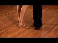How to Do Basic Swing Dance Steps | Ballroom Dance - YouTube