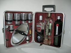 bar suitcase - Google Search