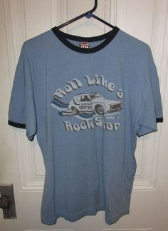 rockstar games t shirt ebay