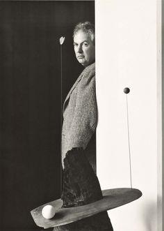 Arnold Newman Alexander Calder, New York, 1943