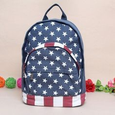 Eastpak American Flag Backpack | Backpacks | Pinterest | Flags ...