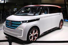Cars of CES - VW Budd-E