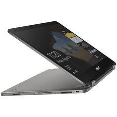ASUS TP401NA-WH21T 14 Touchscreen Laptop Quad-Core 2.5GHz 4GB RAM 64GB EMMC