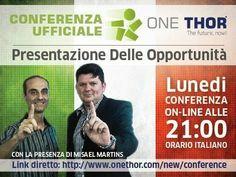 Il Network Marketing numero uno al mondo!: Conferenza ufficiale con il presidente Misael Mart...