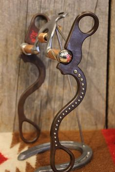 Avila Ace of Spades Bit - Tom Balding Western Bridles, Ace Of Spades, Horse Bits, Cowboy And Cowgirl, Cowgirls, Tack, Cowboys, Copper