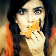 Selfportrait. Rebeca Cygnus