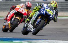 """MotoGP, Jerez 2016: Valentino Rossi: """"mi sento bene con la moto, siamo veloci"""""""