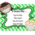 Two posters that were originally created to add to my BUCKET FILLER bulletin board to remind students what a bucket filler and a bucket dipper is. ...