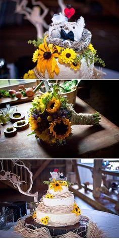 Fall Wedding! Aimee Lambes Photography. Brookside Farms, Louisville, Ohio.