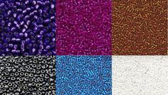 Neue Farben bei den Miyuki Perlen sind eingetroffen. www.perlensucht.at Beaded Embroidery, Rugs, Home Decor, Colors, Farmhouse Rugs, Decoration Home, Room Decor, Home Interior Design, Rug