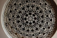 Tatting And Crochet In One Piece | Flickr - Photo Sharing!