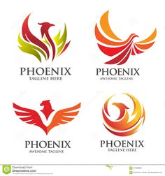 Illustration about Elegant phoenix logo concept suitable for all kind business accounting legal management sport security etc. Illustration of consulting, concept, illustration - 67046983 Phoenix Logo, Small Phoenix Tattoos, Phoenix Design, Phoenix Tattoo Design, Phoenix Painting, Phoenix Drawing, Grey Ink Tattoos, Tatoos, Crow Tattoos