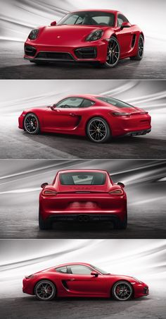 The new #Porsche #Cayman #¬GTS stands for pure sportiness. It all begins with the newly defined GTS front end with its enduring contouring and large-size air intakes. The effect is strengthened by the GTS specific smoked daytime running lights and position lights built on LED technology. Learn more: http://link.porsche.com/cayman-gts?pc=98114PINGA   Combined fuel consumption in accordance with EU 5 (Manual/PDK): 9.0/8.2 l/100 km, CO2 emissions 211/190 g/km.
