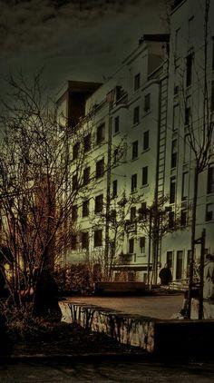 Cuesta de Santo Domingo, Madrid