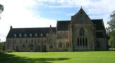 Pluscarden Abbey, Moray, Scotland