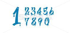 Картинки по запросу graffiti number styles