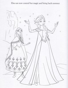 Frozen+Coloring+Pages | Gallery of Frozen Coloring Pages