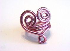 bisuteria con alambre anillo 2 - Javies.com