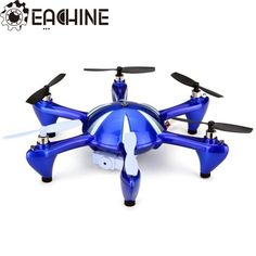 Eachine X6 2.4G 4CH 6 Axis RC Hexacopter With 2MP Camera RTF - US$60.99