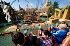 """Lo nuevo de Port Aventura: """"Angkor"""" y Cirque du Soleil - http://vivirenelmundo.com/lo-nuevo-de-port-aventura-angkor-y-cirque-du-soleil/3401"""