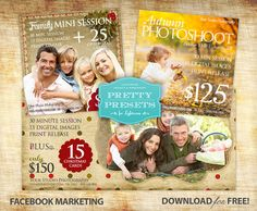 Free Facebook Timeline Templates - Create Your Own Promotion! | Pretty Presets for Lightroom