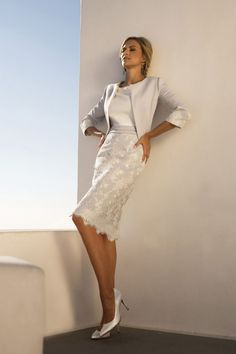 Nicola Ross - Looking for the perfect Mother of the Bride or Groom outfit? At Nicola Ross Naas, we understand the need for you to look glamorous, feel comfortable and enjoy the big day. We are now one of the largest stockists in Ireland for leading European Labels including Linea Raffaelli, Carla Ruiz and Sonia Pena.