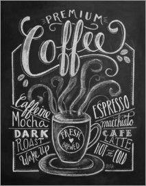 Lily & Val - Frischer Kaffee