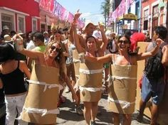 Resultado de imagem para fantasia de carnaval