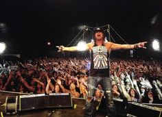 Get up close and personal with Bret Michaels LIVE this Friday night October 11th in Clarksville, TN at The Warehouse!
