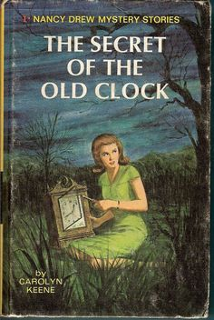 Girl Classics - The Secret of the Old Clock #tbt