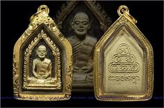 Siam Amulet Chao Khun Nor Phra Pim Roop Mien Chao Khun Nor