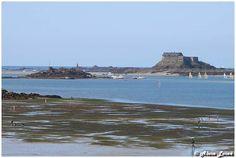 Dinard - Bretagne - Les grandes marées  (2/3)