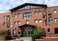 Museum Of World Treasures, Wichita, KS