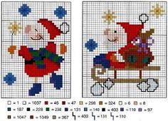 Risultati immagini per schemi punto croce cucina