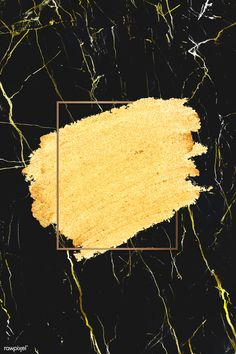 marble painting Gold paint with a golden rectangle frame on a black marble background Black Marble Background, Gold Background, Background Vintage, Background Patterns, Tropical Background, Summer Backgrounds, Backgrounds Free, Black Backgrounds, Wallpaper Backgrounds
