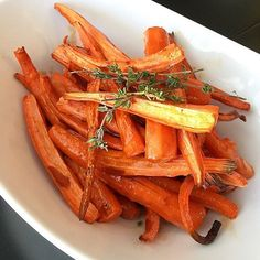 Balsamic Glazed Carrots •2 tablespoons avocado oil •2 tablespoons ...