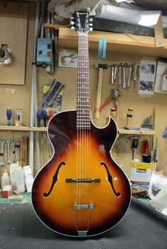 wonderful dupont st. louis - especially made for gypsyguitar customer