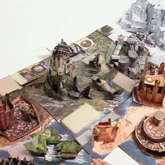 """Best Pop-Up Books on Instagram: """"This Game of Thrones pop-up book transforms into a giant 3D map of Westeros! Watch the full video on our YouTube channel 🎥 Link in bio ⬆️…"""" Westeros Map, Pop Up, Game Of Thrones, Channel, 3d, Watch, Books, Youtube, Instagram"""