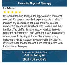 I've been attending Terrapin for approximately 2 months now and it's been an excellent...