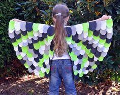 Seattle Seahawk Wings! I WOULD WEAR THEM EVERYWHERE!!!!