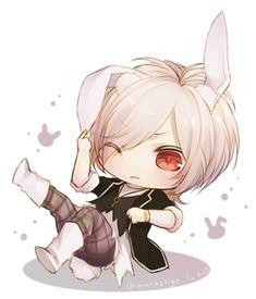 Chibi Boy, Cute Anime Chibi, Kawaii Chibi, Cute Anime Boy, Anime Kawaii, Anime Love, Anime Guys, Diabolik Lovers Wallpaper, Anime Fanfiction