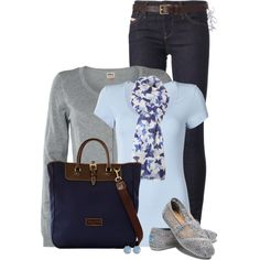 """Spring!"" by pinkroseten on Polyvore"