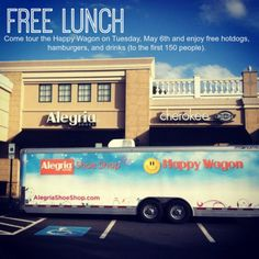 Celebrate Nurses Week with us!  This Tuesday, May 6, 2014, enjoy a FREE lunch to start off the celebration | Alegria Cherokee Store #CharlotteNC #NursesWeek2014 #CLT #AlegriaShoes #scrubs #uniforms #nurses #nurselife