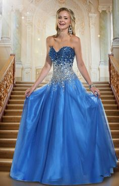 Prom Dresses by Disney Forever Enchanted - Excite Prom